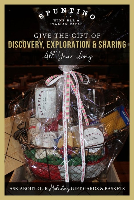 Spuntino Holiday Gift Basket w Copy