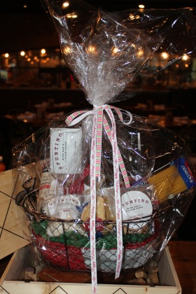 Spuntino Holiday Gift Basket