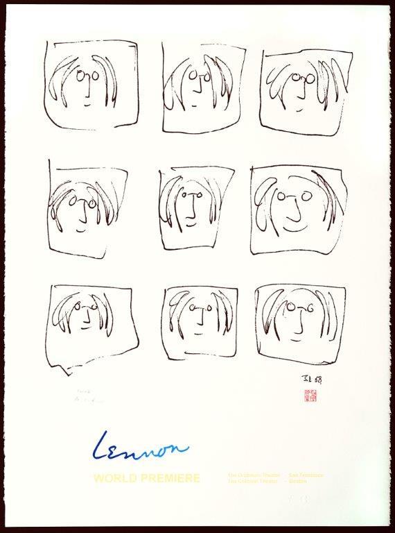 Lennon   Copyright © Yoko Ono
